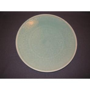 Jars Ceramistes Tourron Jade presenteerschaal O31 cm.