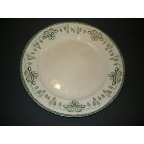 Societe Ceramique Houblon schaal rond O30 cm.