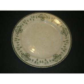Societe Ceramique Houblon schaal rond O32 cm.