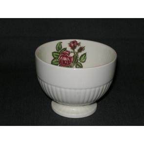 Wedgwood Moss Rose (suiker) schaaltje doorsnee 8 cm.