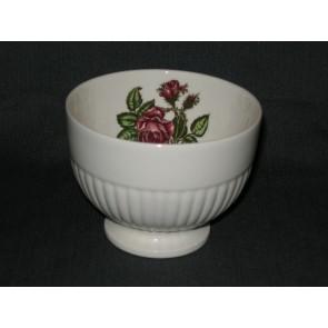Wedgwood Moss Rose (suiker) schaaltje doorsnee 9,5 cm.