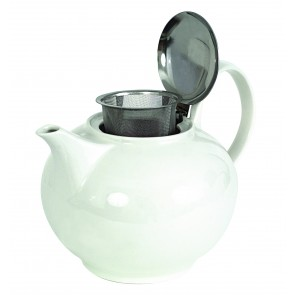 SALT & PEPPER Barista theepot 1,8 L wit