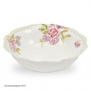 PORTMEIRION Porcelain Garden schaaltje doorsnee 17,5 cm