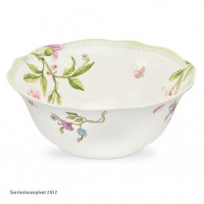 PORTMEIRION Porcelain Garden (salade) schaal doorsnee 28 cm