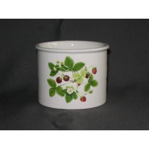 Portmeirion Summer Strawberries suikerpot zonder deksel