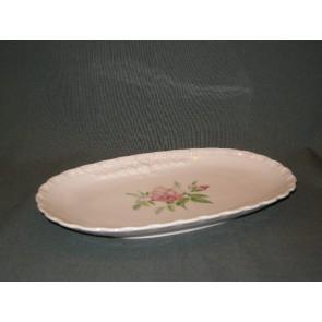 Hutschenreuther Porcelaine Rose Drache met roosdecor vleesschaaltje