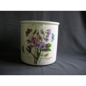 Portmeirion Botanic Garden bloempot / voorraadpot 18,5 cm. zonder deksel
